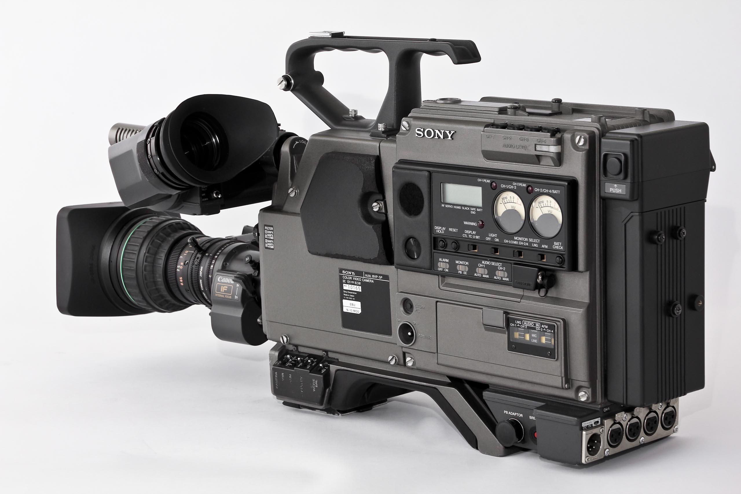 Sony BVP-505P - 4