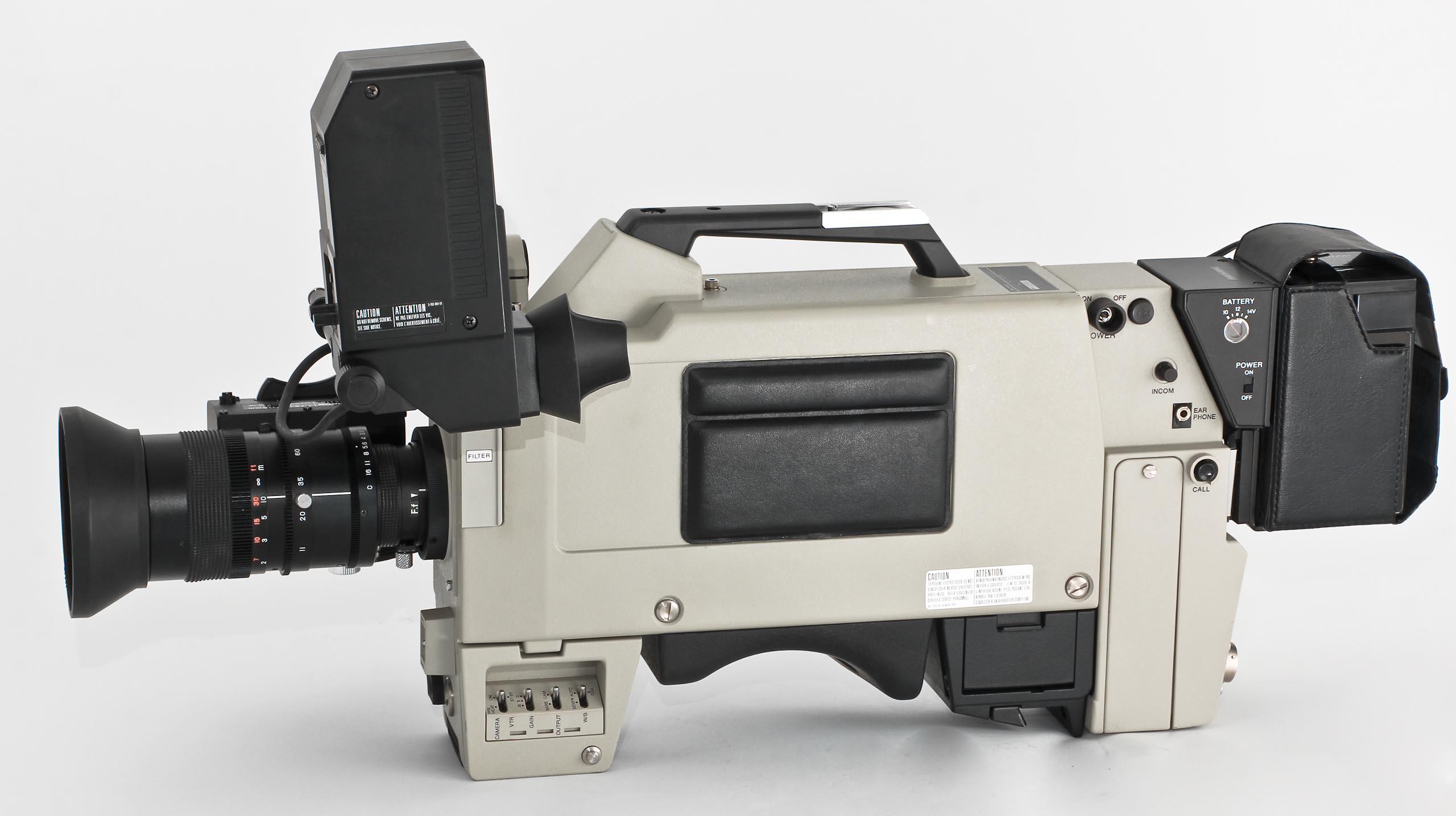 Sony DXC-6000P - 1