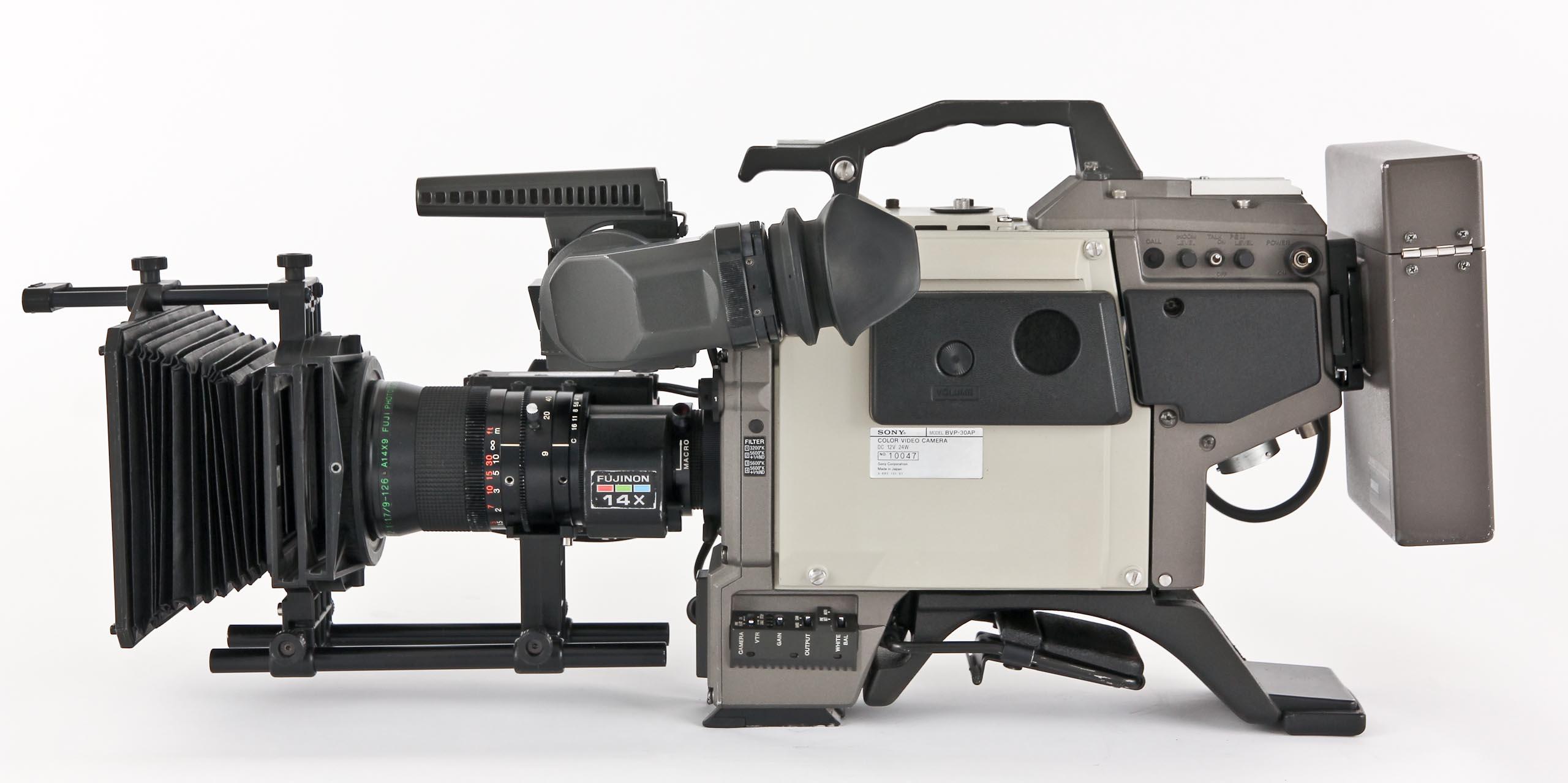 Sony BVP-30P - 2