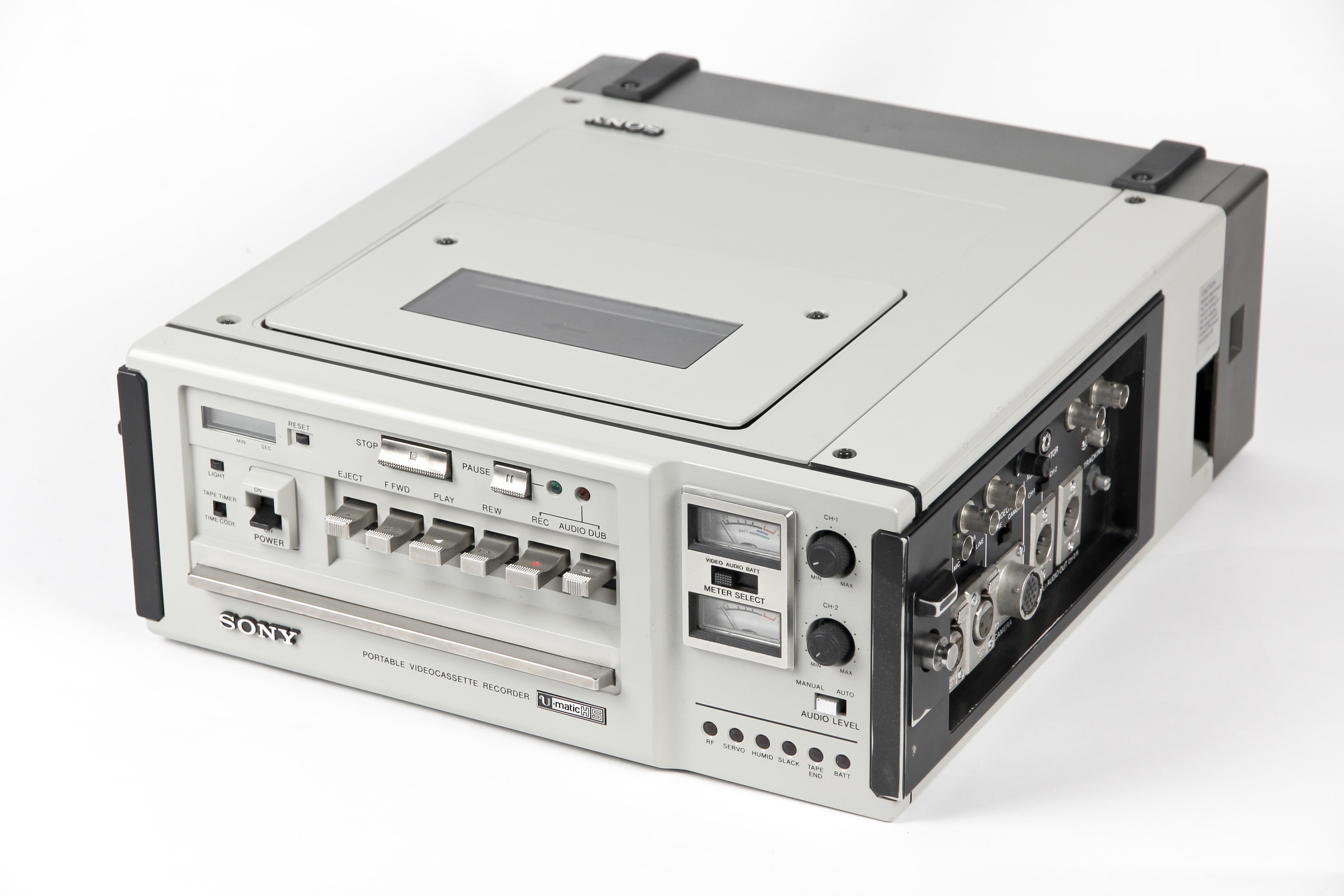 Sony BVU-110P - 9