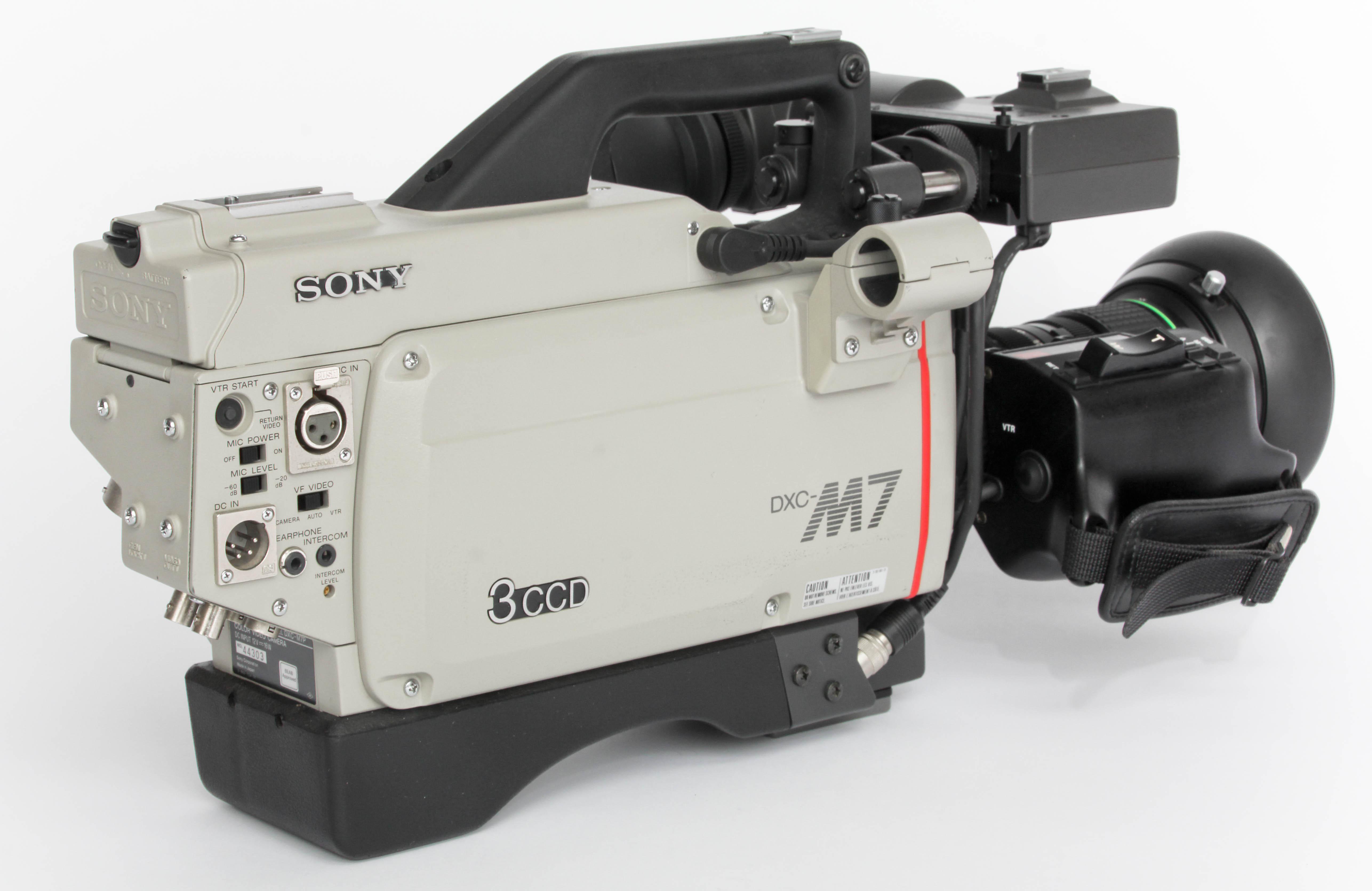 Sony DXC-M7AP -  (11 von 11)