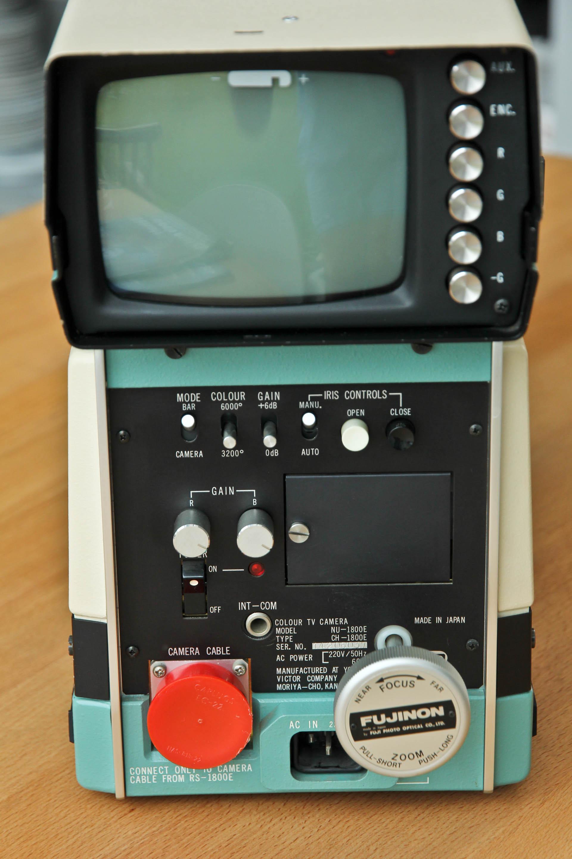 JVC CH-1800E -  (6 von 14)