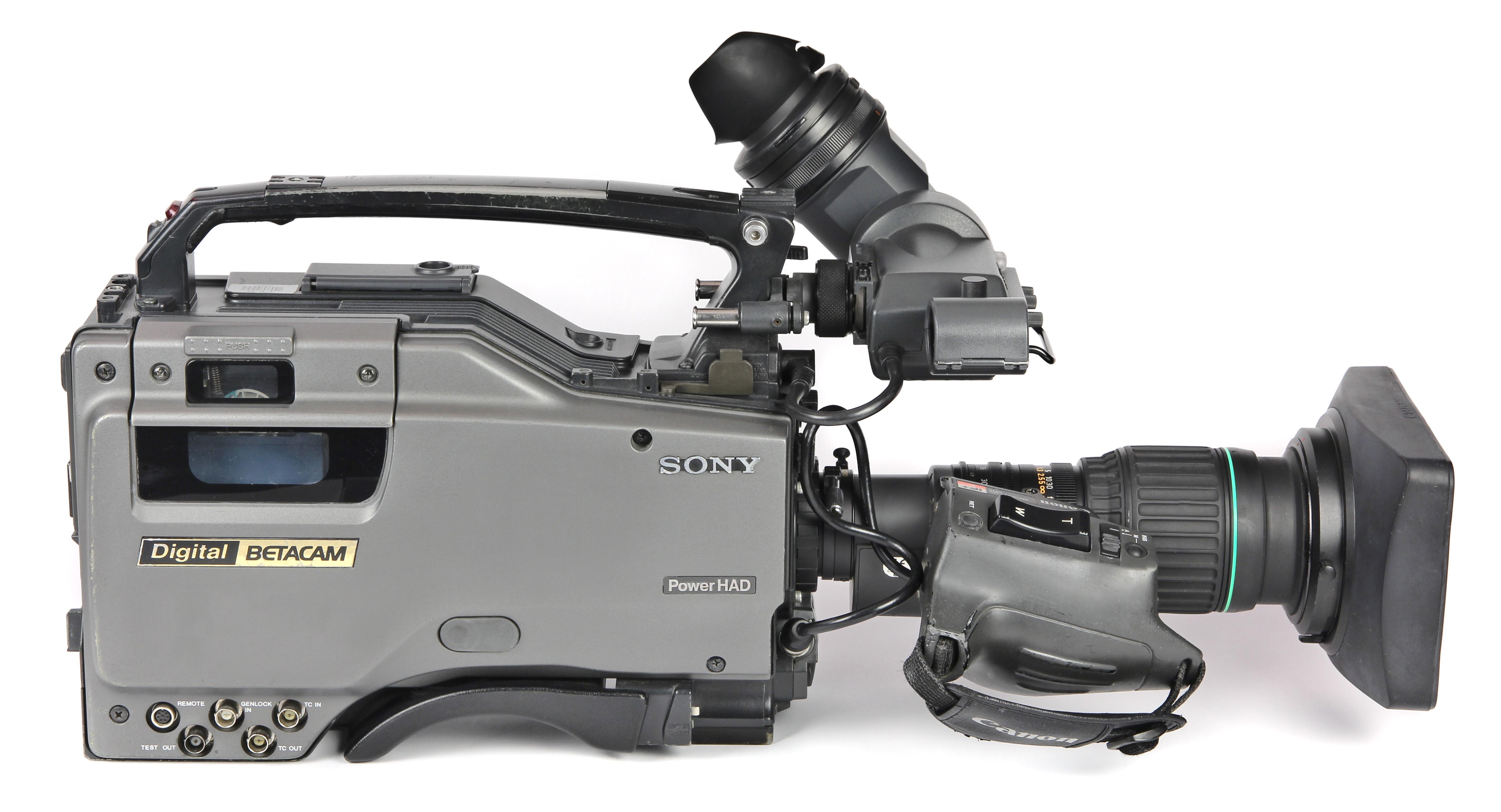 SONY DVW-700P - 4