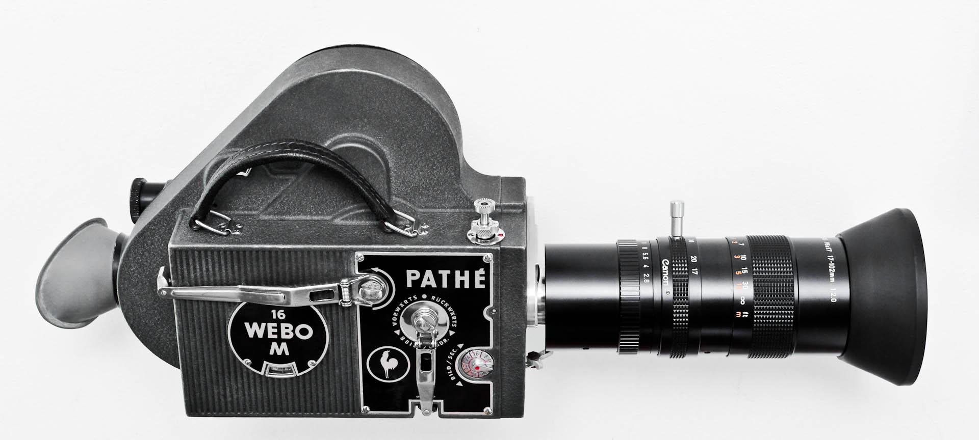 Pathe Webo 16 M -  (10 von 11)
