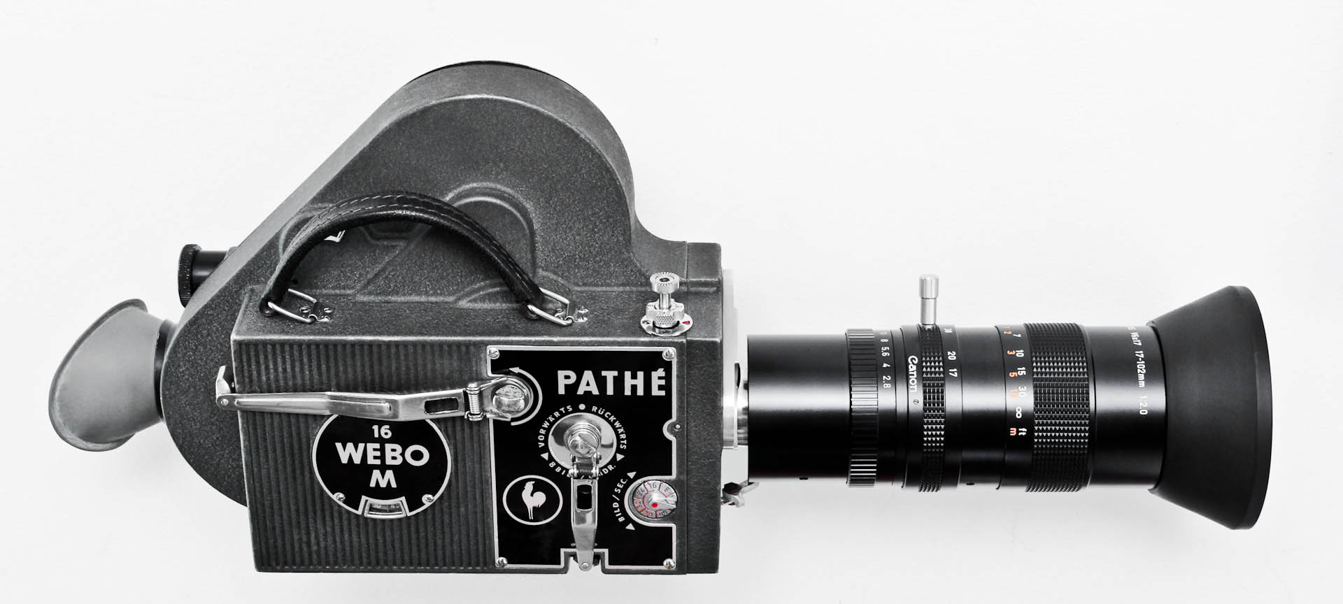 Pathe Webo 16 M