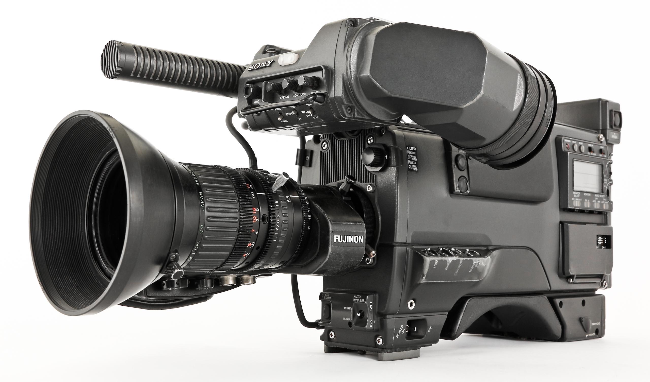 Ampex BVP-400P - 4