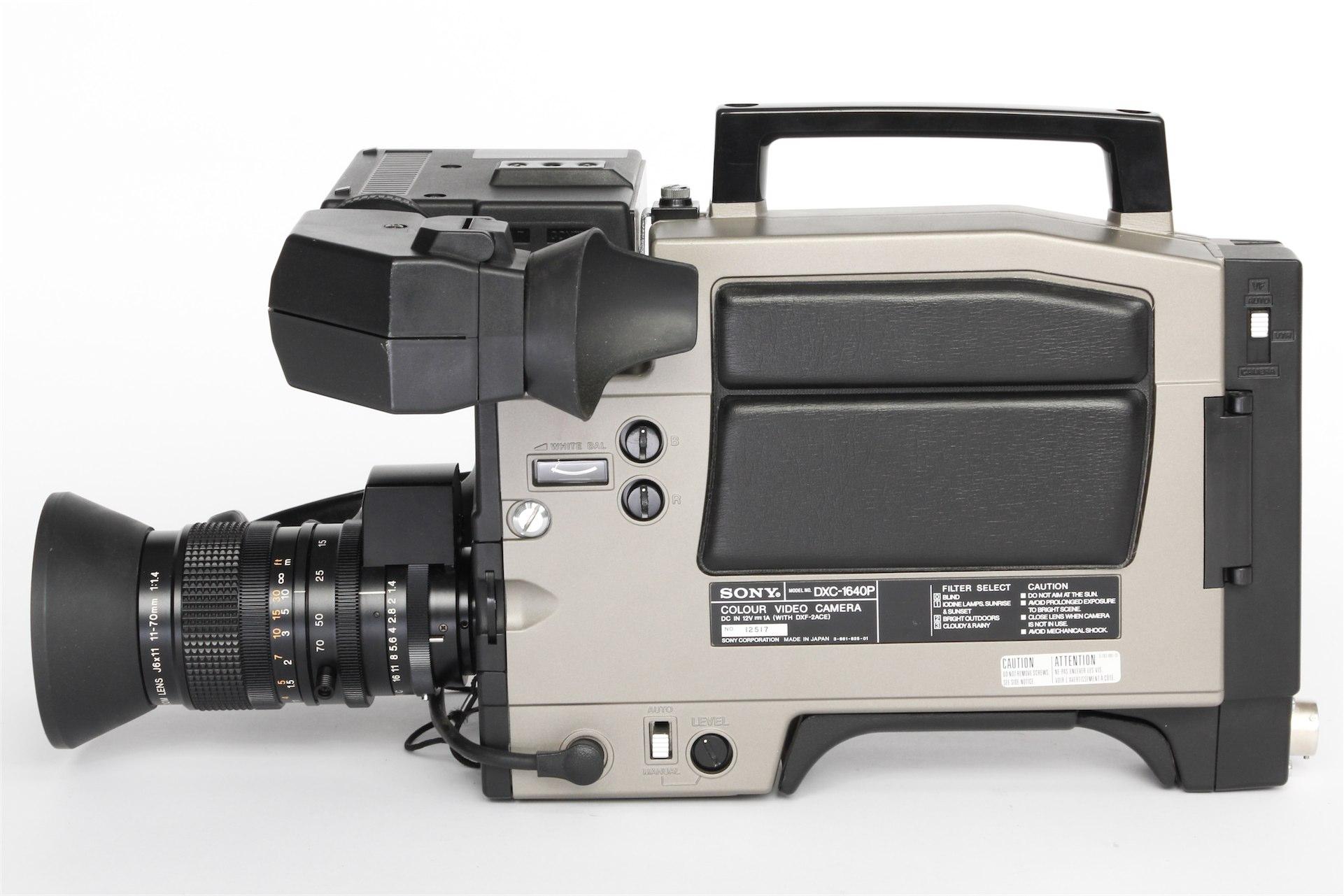 Sony DXC-1640P -  (1 von 5)