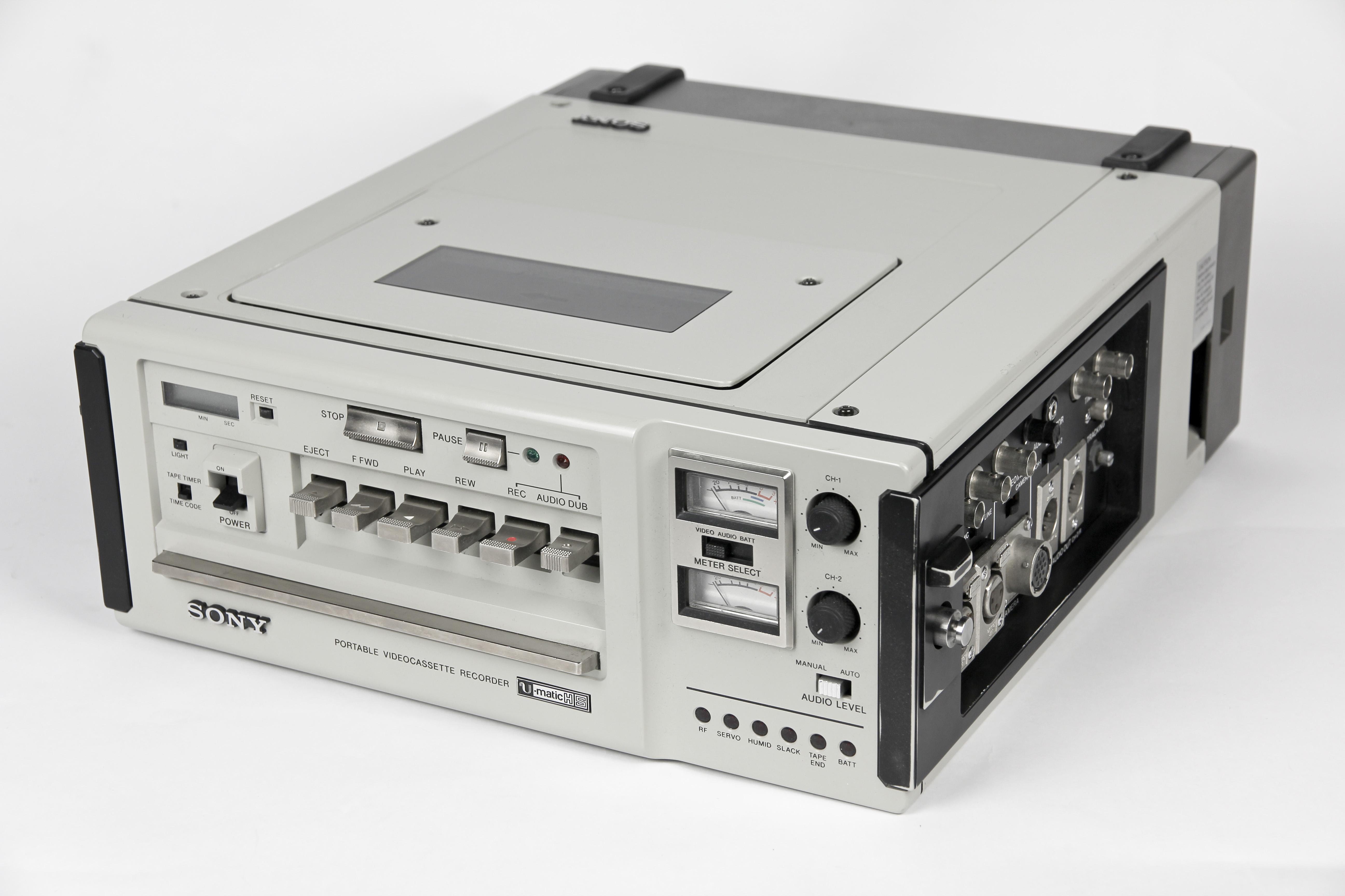 Sony BVU-110P - 4