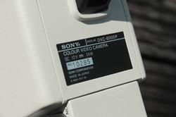 Sony DXC-6000P-6
