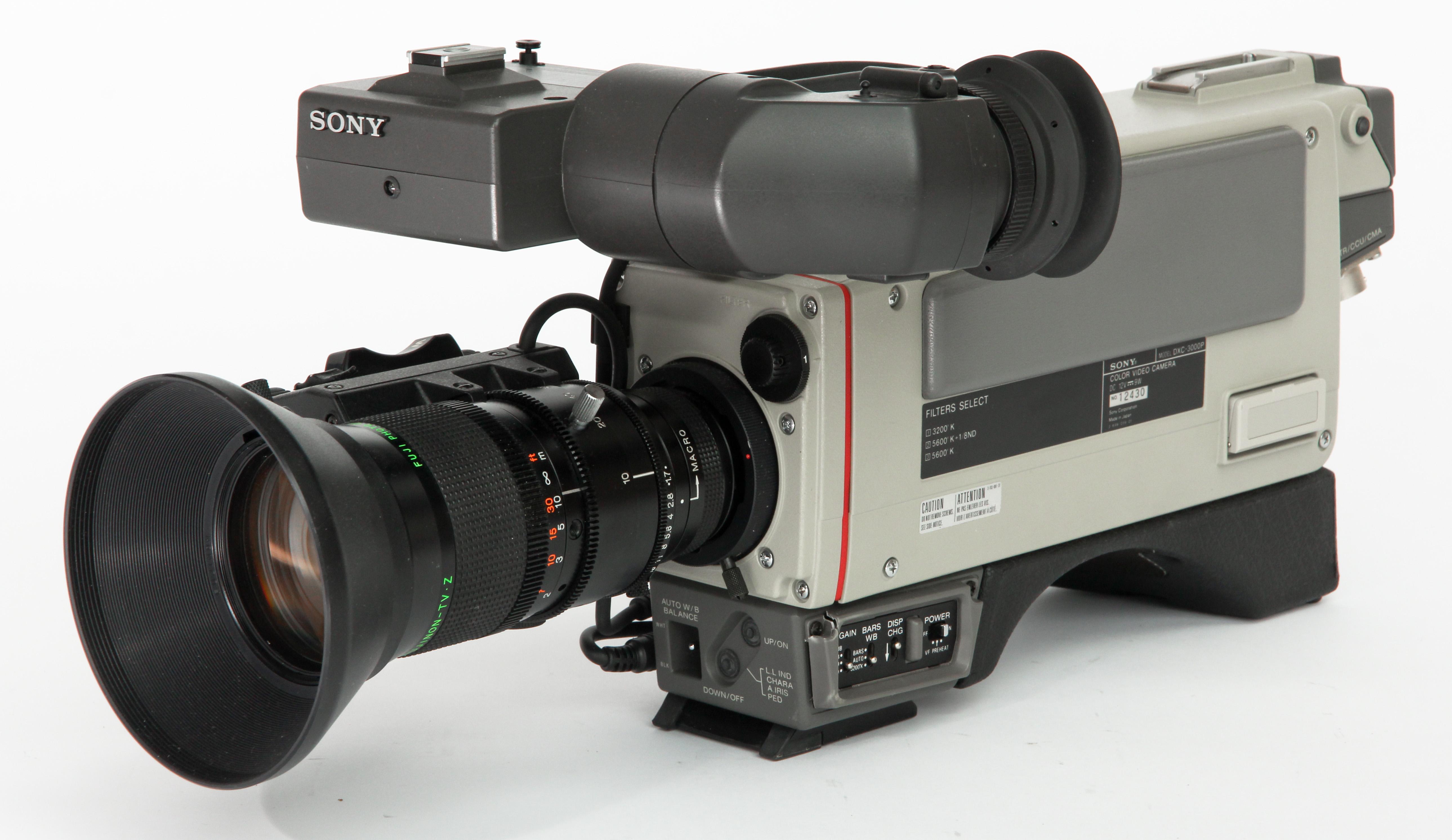Sony DXC-3000P -  (2 von 8)