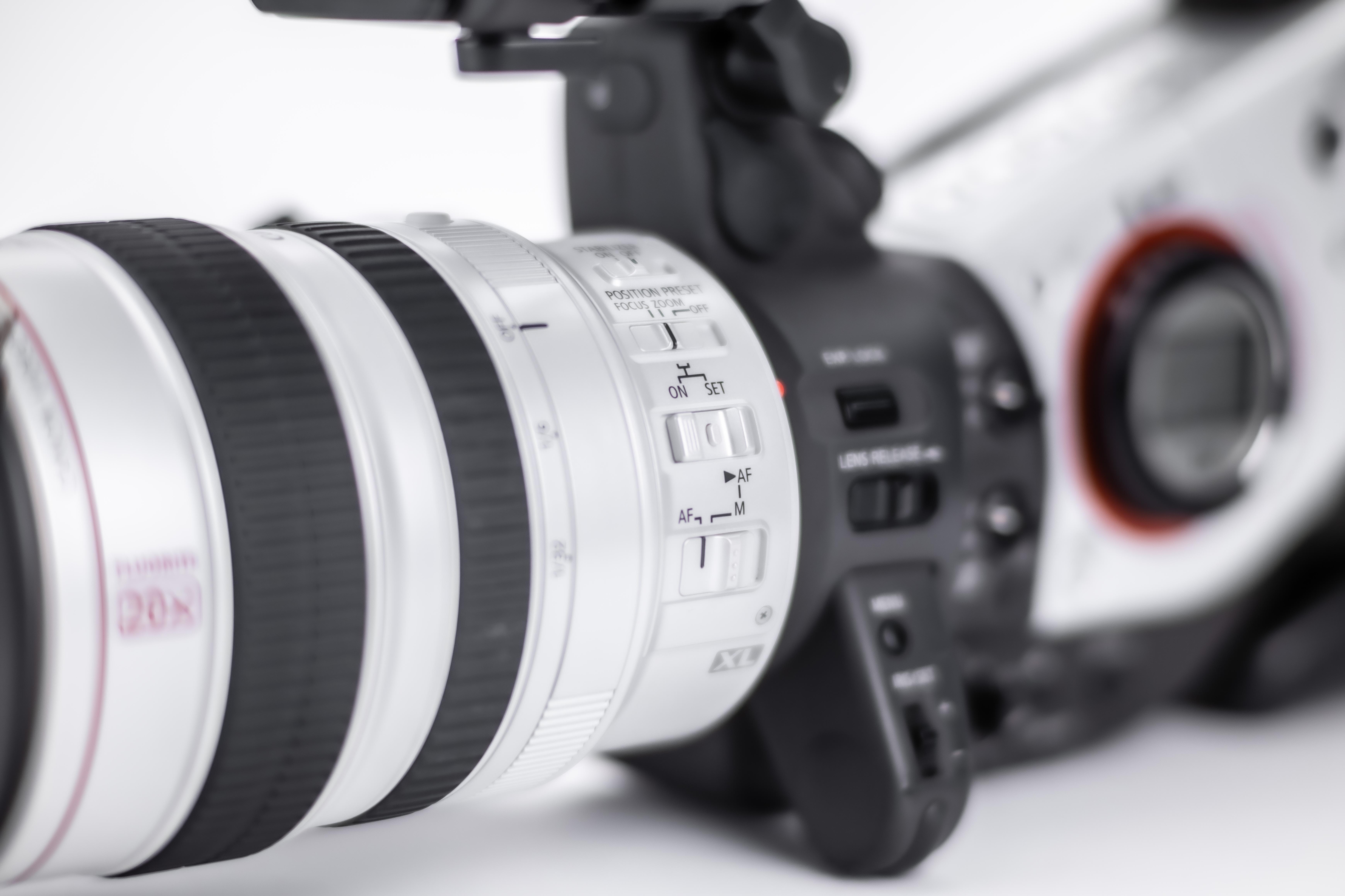 Canon XL2 - 7