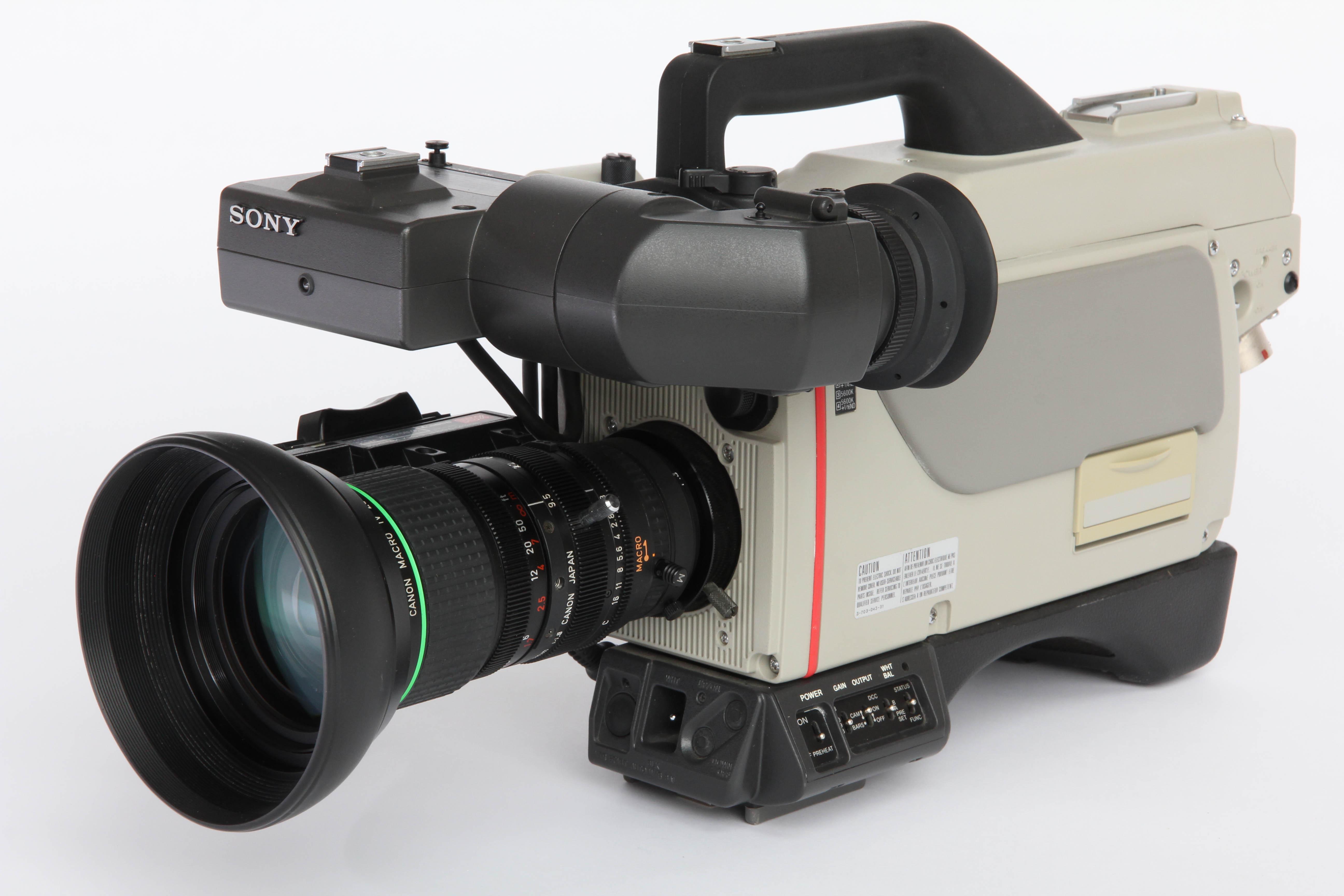 Sony DXC-M7AP