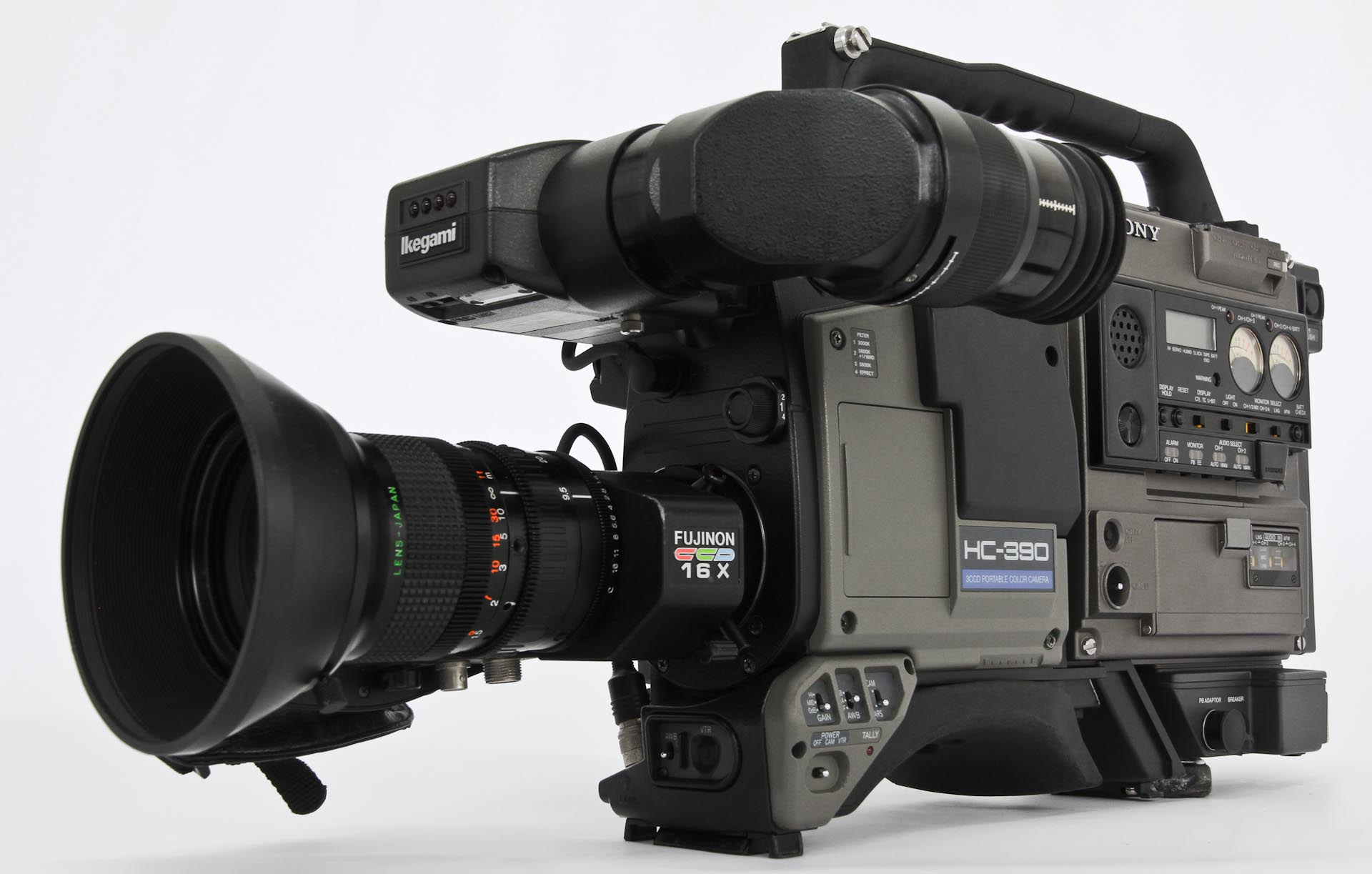 Ikegami HC -390P Sony - BVV-5P -   (5 von 9)