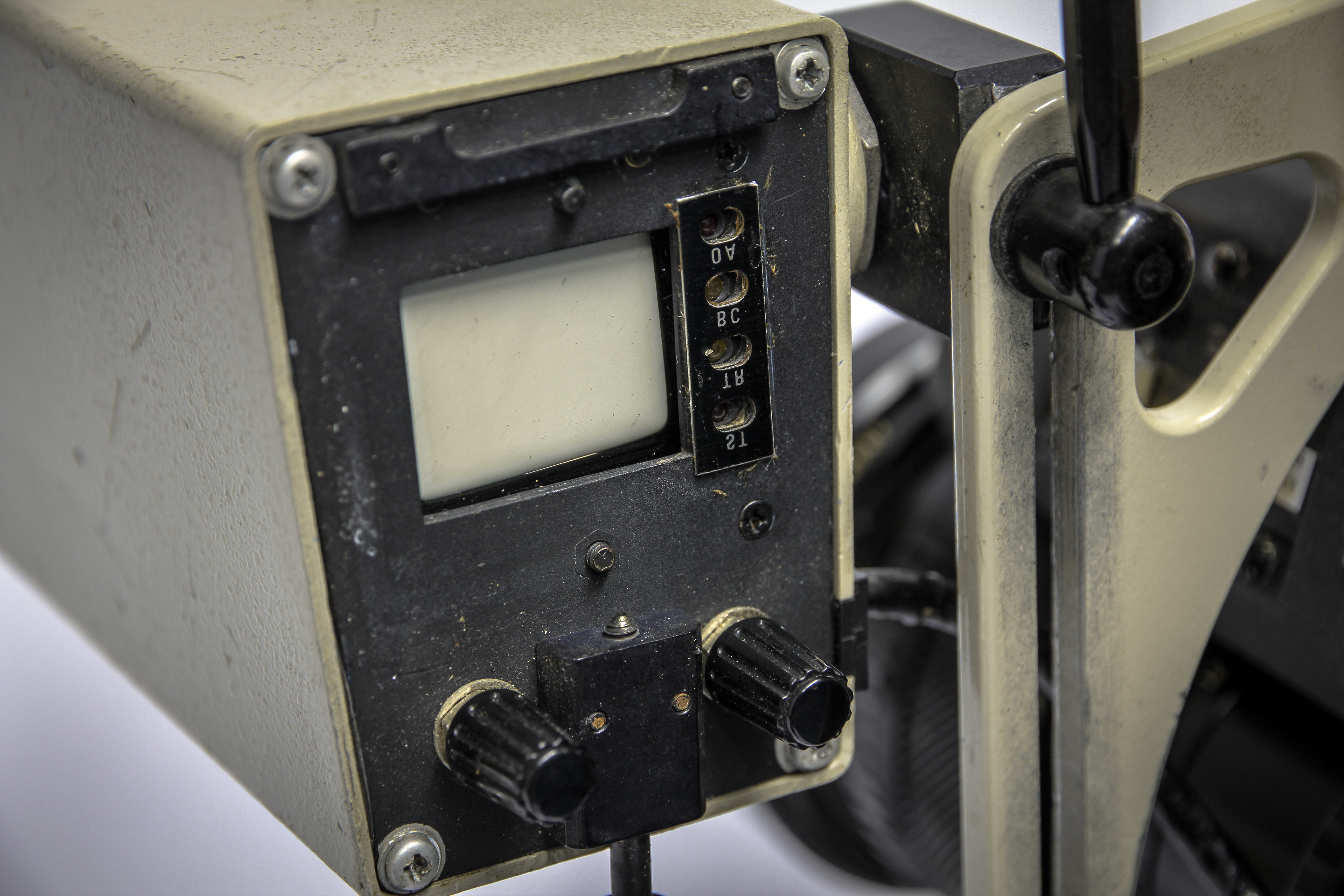 RCA TK-76 - Bilder vor der Renovierung - -17