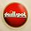 Thumbnail: Da ILL Spot Red Logo Sticker