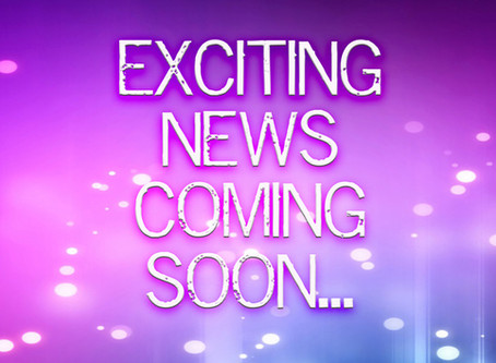 Stay Tuned For Exciting News in 2020!