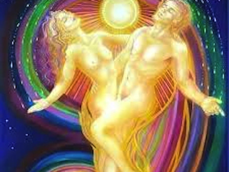 Embracing Higher Vibrations!!