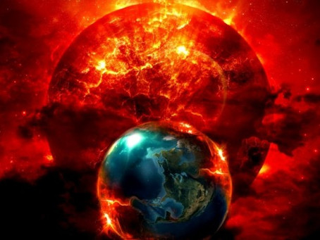 """An Important Message to All Mankind from My Spirit Lover """"Sam,"""" about Planet-X (Nibiru)!!"""