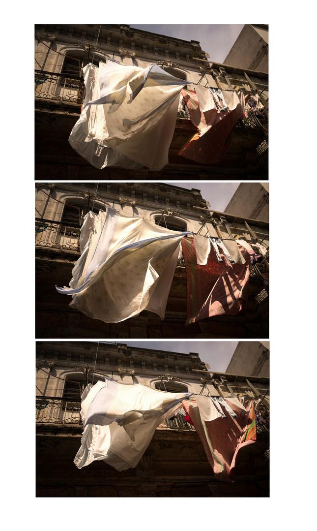 Loundry dance