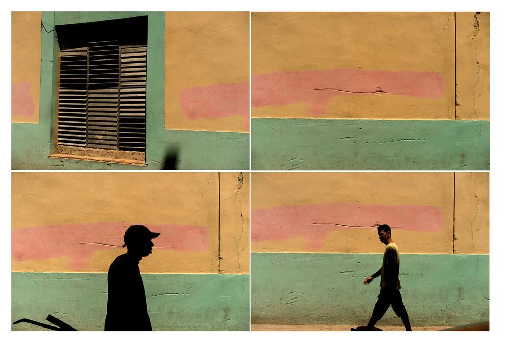 Painted walls