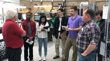 NASCENT Technology Sponsors UNC Charlotte Senior Design Project