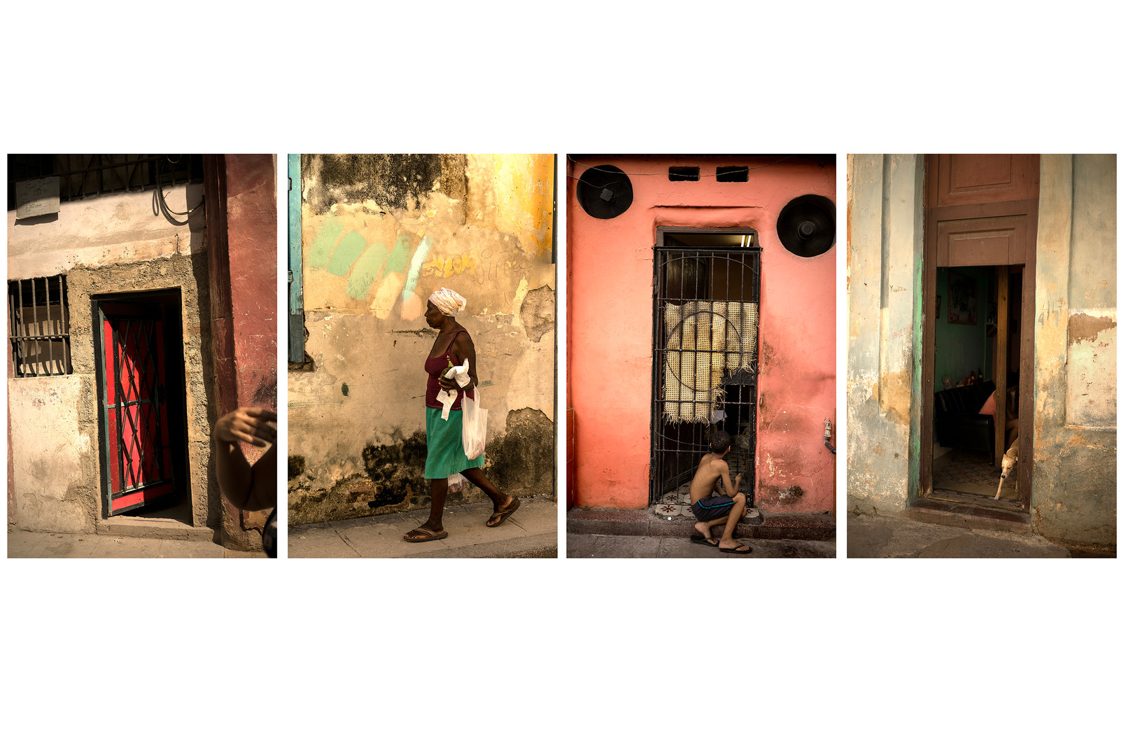 Doors and walls