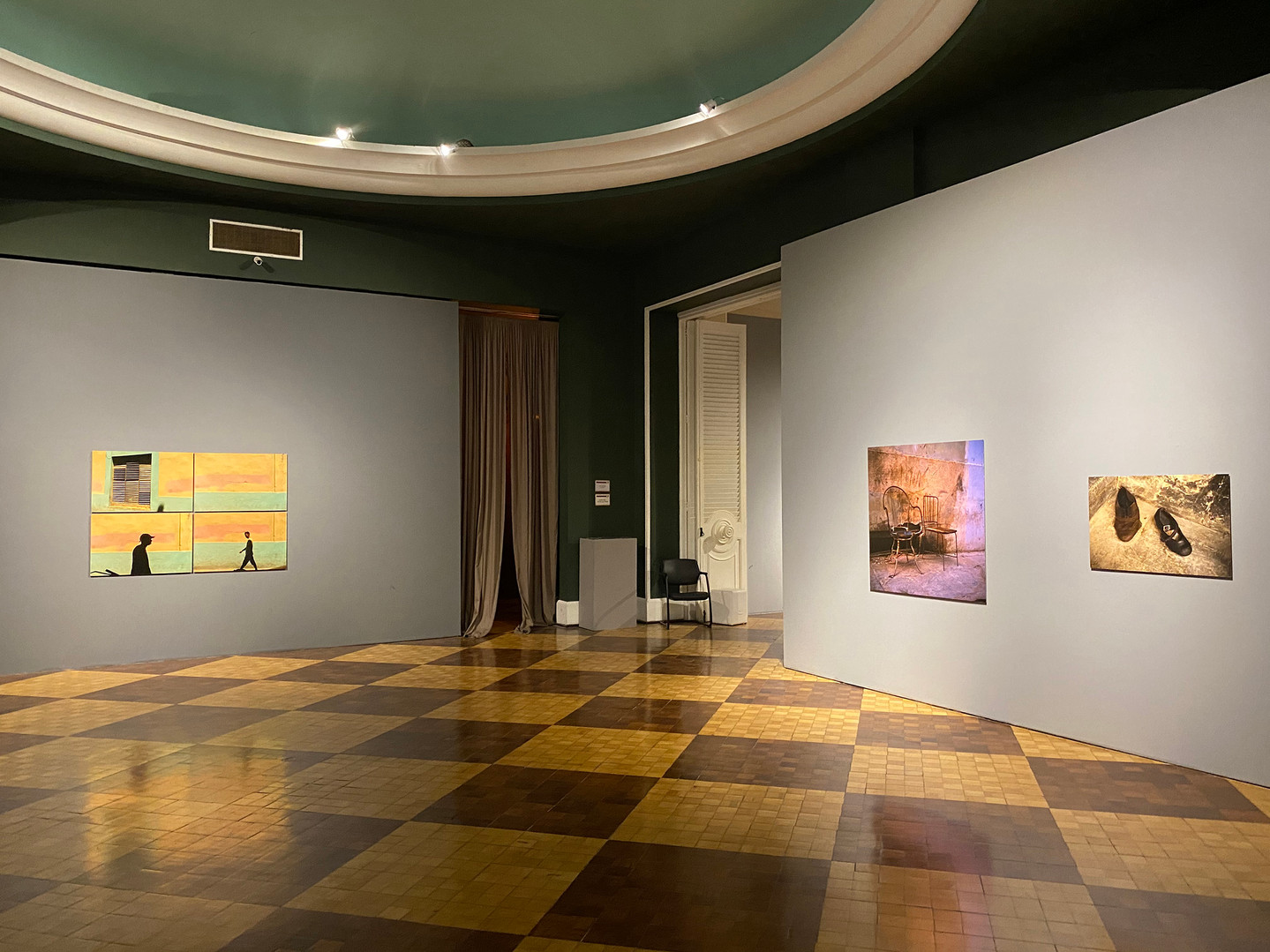 Exposition 'Habaneras' 2019, SESC Quitandinha, Brazil. Miguel Rio Branco and Isidora Gajic