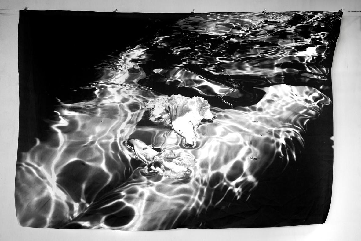 silk print, 2020