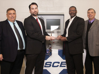 """We delivered """"Jimmy"""", our 1000th AGS Kiosk to NS"""
