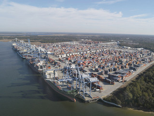South Carolina Ports Authority Selects NASCENT's Advanced Gate System and enVision Technology for it
