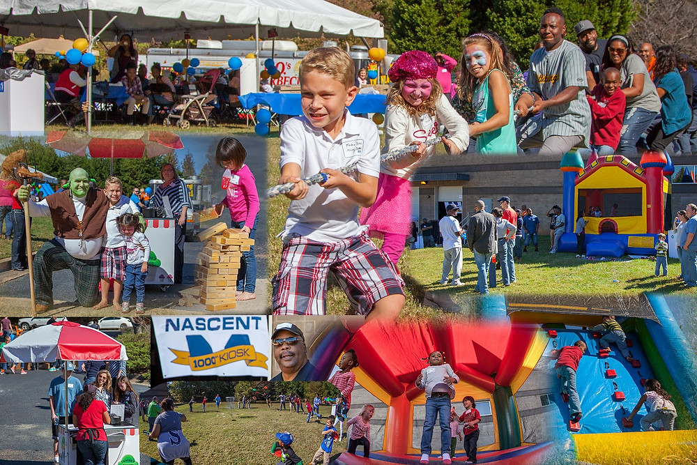 NASCENT's 2014 Family Day