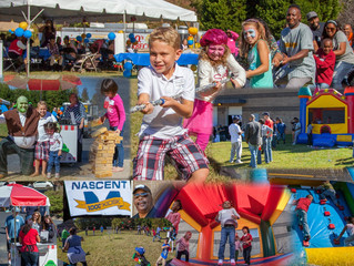 This past Saturday, NASCENT NATION held a GREAT Family Day