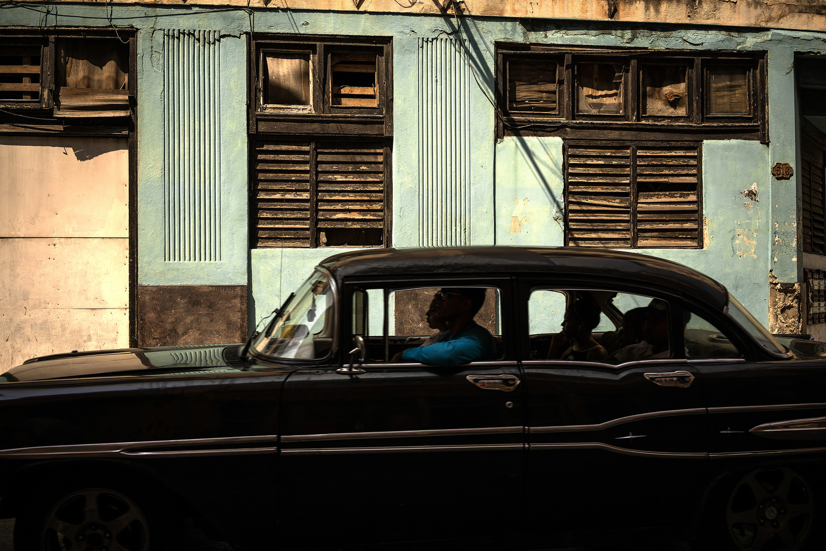 Cadilac ,Taxi