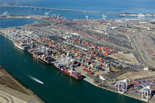 TraPac - Port of Oakland