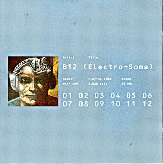 """名曲千夜一夜物語-510~""""Static Emotion""""-B12-1993"""