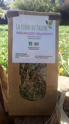 Origan grec - Marjolaine (origanum vulgare)