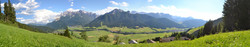 Panorama-Sommer