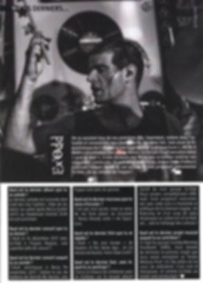 ALBATTOR Interview Magazine METAL II MARS Février 2018 | Batteur Marseille Ex'Odd SMD Presse