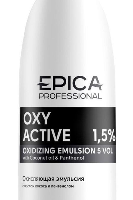 Epica Professional Кремообразная окисляющая эмульсия OXY ACTIVE 1,5% (5 vol), ..