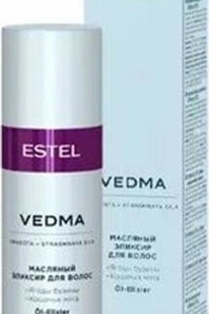 ESTEL PROFESSIONAL Масляный эликсир для волос Vedma, 50 мл