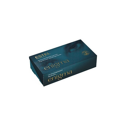 Краска для бровей и ресниц ESTEL Professional ENIGMA Тон аквамариновый.