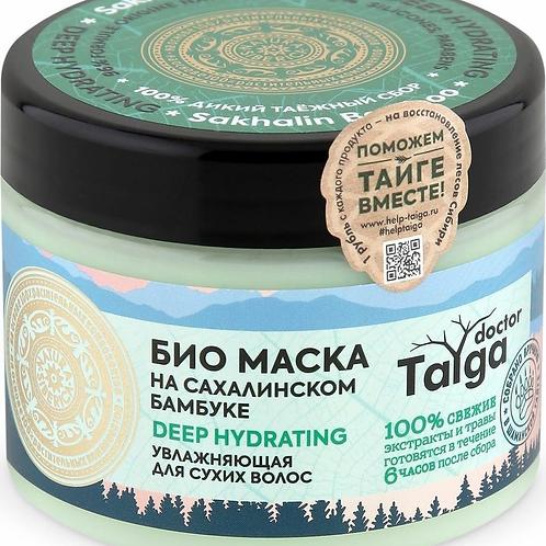 "Natura Siberica Doctor Taiga ""Био. Увлажняющая для сухих волос"" Маска, 300 мл"