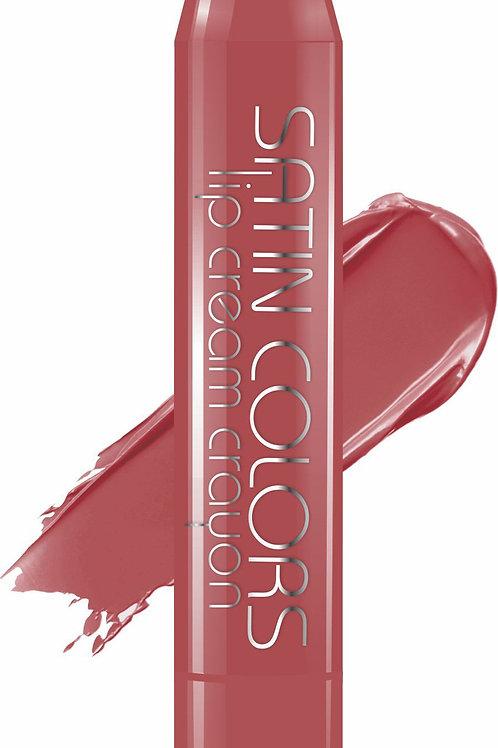Belor Design Smart girl Satin Colors Помада-карандаш, тон 12 розовое дерево, 2..