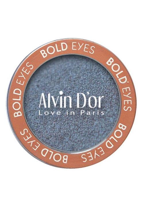 "Alvin D'or, Тени д/век ""Bold Eyes"" тон 12 dark blue sky (темно-синий)"