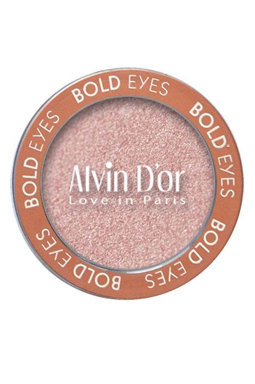 "Alvin D'or, Тени д/век ""Bold Eyes"" тон 07 rose nacre (жемчужная роза)"