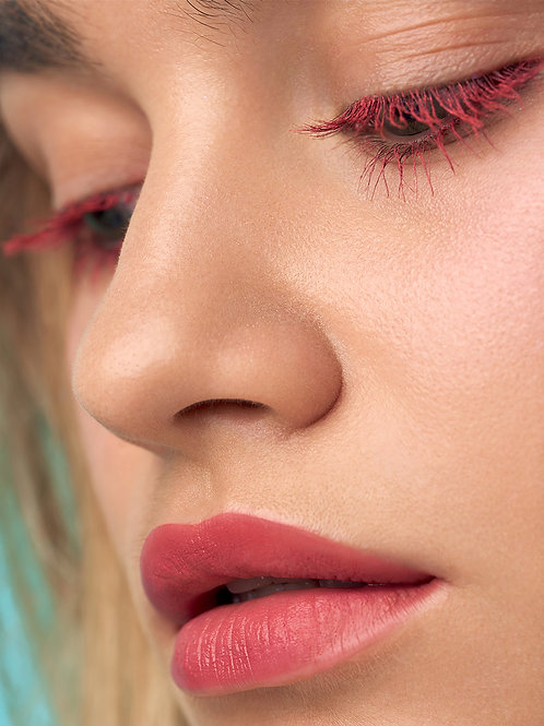 7DAYS Тушь для объема ресниц розовая Your Emotions Today Cute / 202 Pink, 10 мл