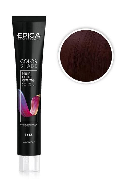 Epica Крем-краска светлый шатен красный интенсивный, 5.66 100 мл