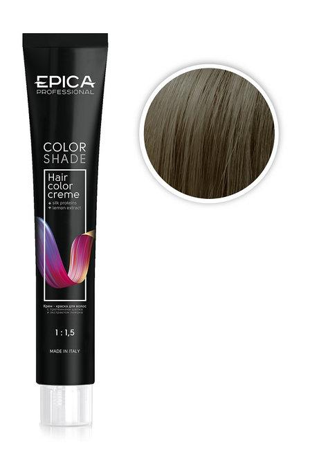 Epica Крем-краска  светло-русый шоколад холодный, 8.07 100 мл