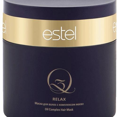 Estel Professional Q3 Relax - Маска для волос с комплексом масел Q3 300 мл