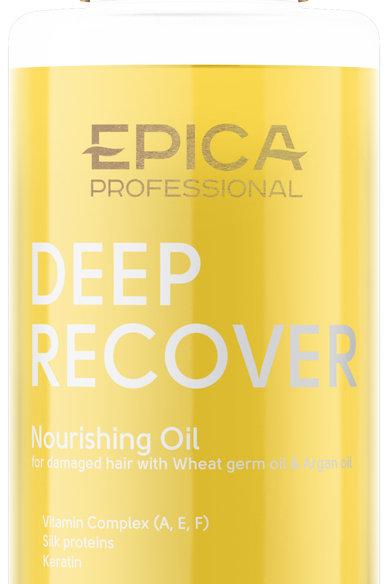 Epica Deep Recover Масло для поврежденных волос, с маслом зародышей пшеницы и ..